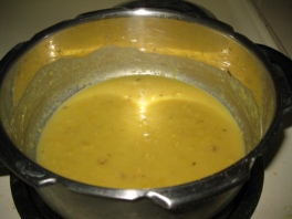 dal for sambar